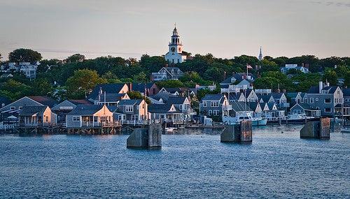 La preciosa y relajante isla de Nantucket