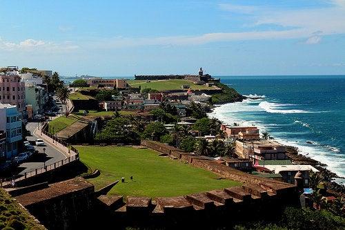 Disfrutando al máximo en Puerto Rico