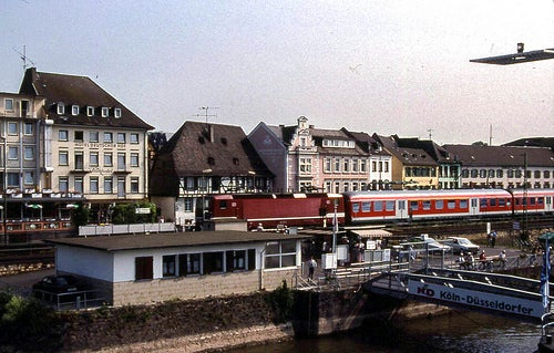 Rüdesheim am Rhein, una bella ciudad de Alemania