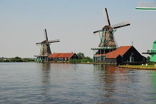 Zaandam, una exquisita ciudad de los Países Bajos