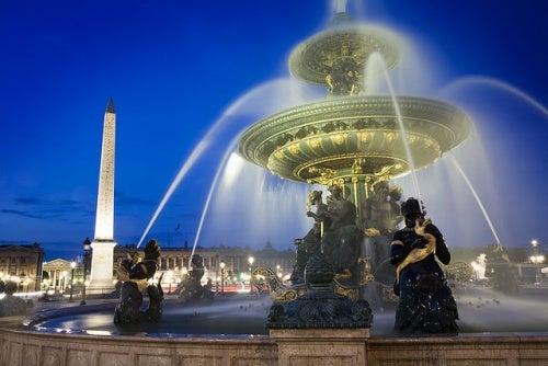 Las hermosas Fuentes de la Concordia, las más representativas de París