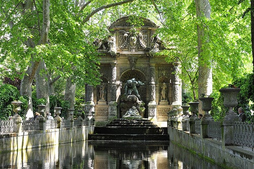 La Gruta de María de Médici, un rincón secreto en París