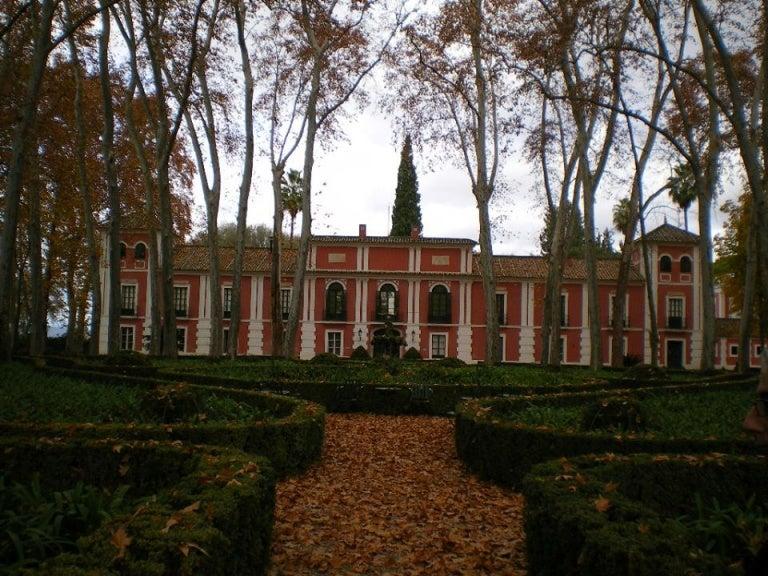El Palacio y Jardines de Moratalla en España, un lugar de ensueño