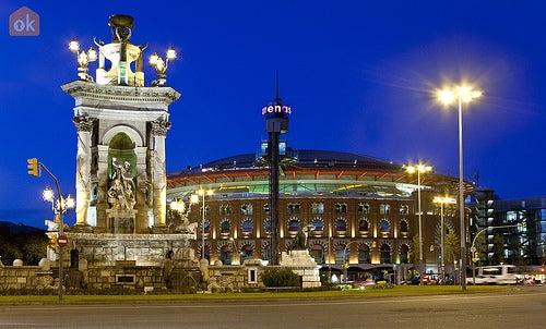 plaza de españa en barcelona 3