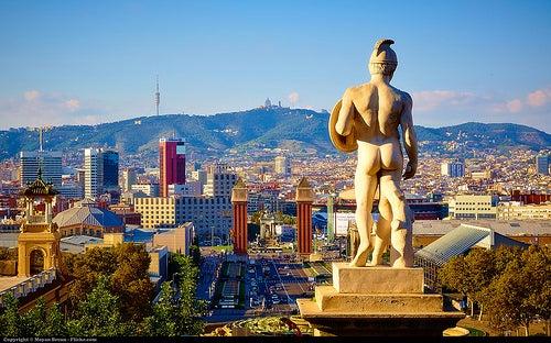 La Plaza de España, una de las plazas más hermosas de Barcelona