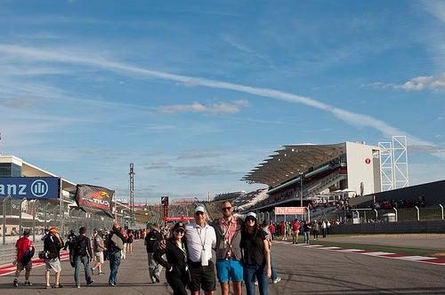 4 pistas para vivir al máximo una carrera de Fórmula 1