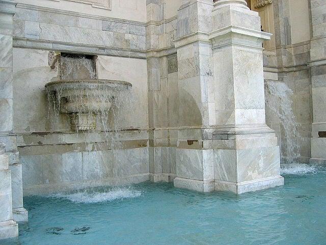 Fontana dell'Acqua Paola 4