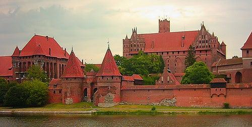 Malbork, uno de los espectaculares castillos de Polonia