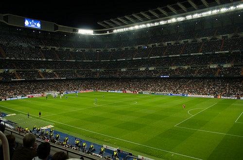 Vive la emoción en 3 de los estadios más famosos del mundo