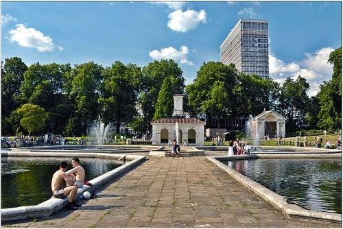 Visitamos Hyde Park en Londres, un Parque Real espectacular