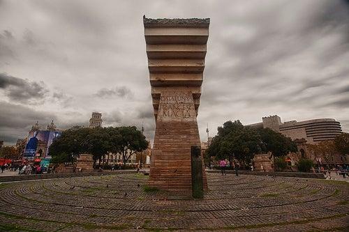 la plaza de cataluña 5