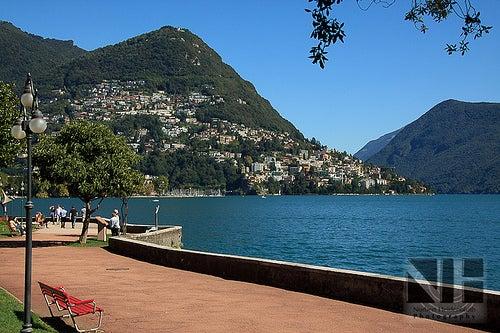 lagos de Suiza