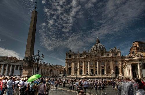 obelisco de la plaza del vaticano 5