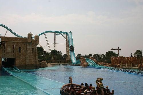 parques de atracciones de Europa 2