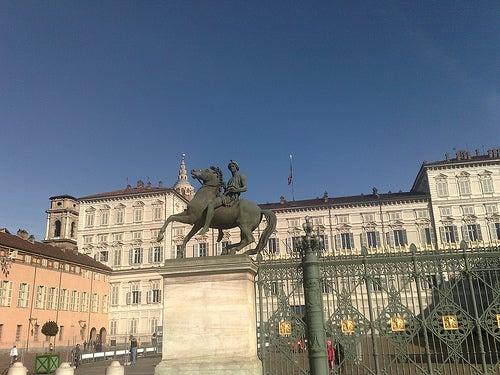 piazza castello turin 4