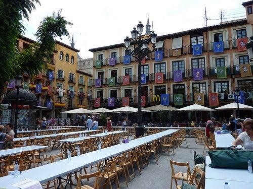 plaza de zocodover 5