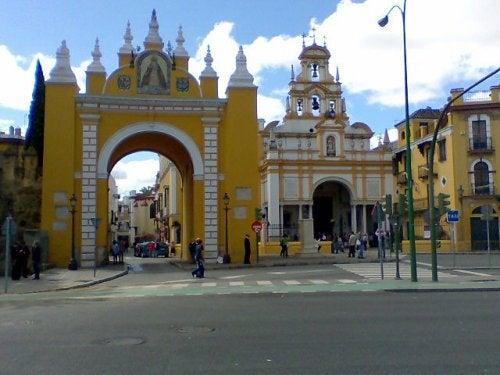 El barrio de la Macarena de Sevilla, un lugar con mucha solera y arte