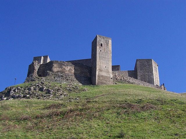 castillo de melfi 2