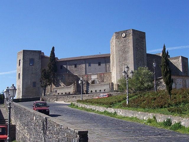 castillo de melfi 3