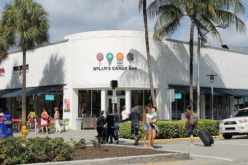 centros comerciales de Miami 2
