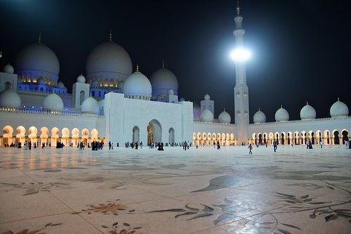 4 mezquitas espectaculares