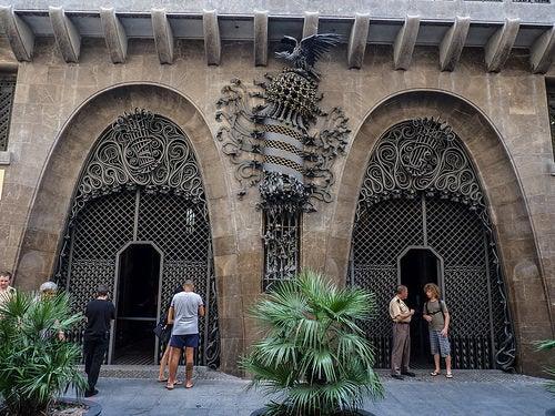 palacio güell 2