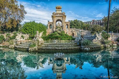 El espectacular Parque de la Ciudadela en Barcelona. ¡Te va a encantar!