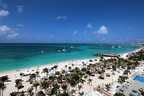 4 playas de Aruba que no te puedes perder