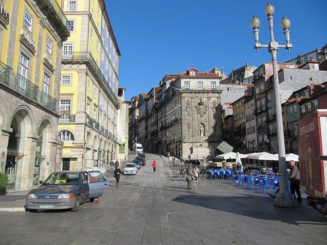 plaza de la ribeira 4