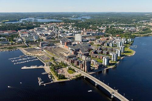 Tecnología, cultura y algo más en Jyväskylä