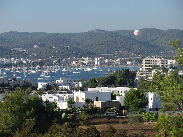 Sant Antoni de Portmany en Ibiza, el lugar con las puestas de sol más hermosas