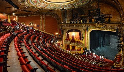 teatros de américa