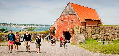 No te puedes perder Varberg en Suecia
