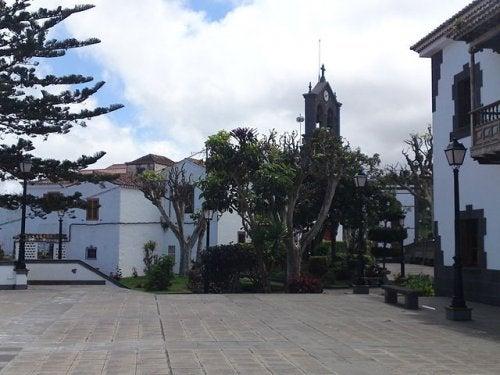 """La belleza de Firgas """"el balcón del Atlántico"""" en Gran Canaria"""