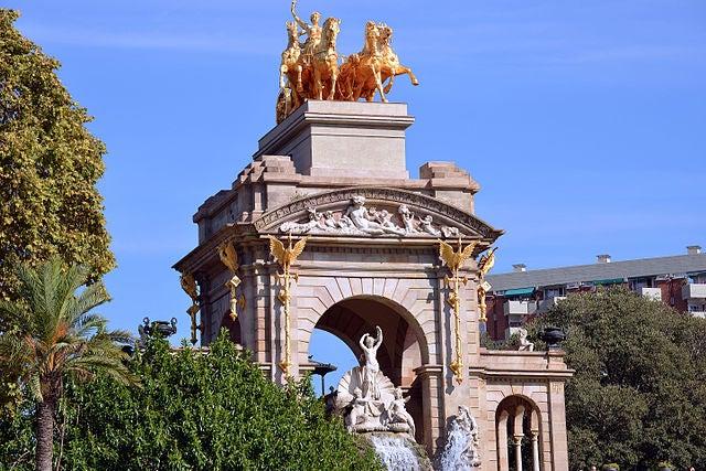 gran cascada de barcelona 3