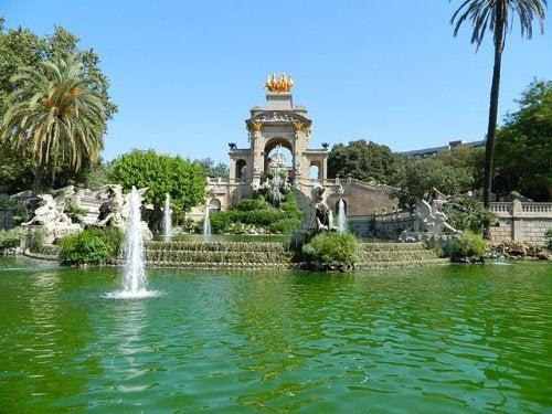 La Gran Cascada de Barcelona, todo un Patrimonio Cultural de Cataluña