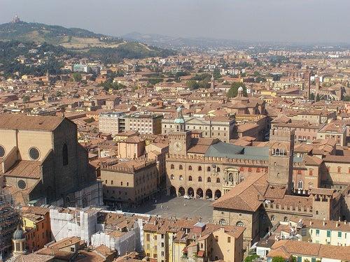 El Palacio de Accursio de Bolonia, toda una obra de arte y esplendor
