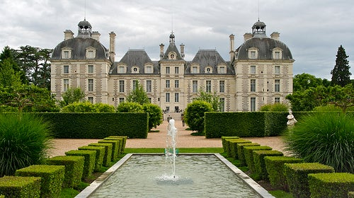 Los más espectaculares palacios de Francia. II Parte