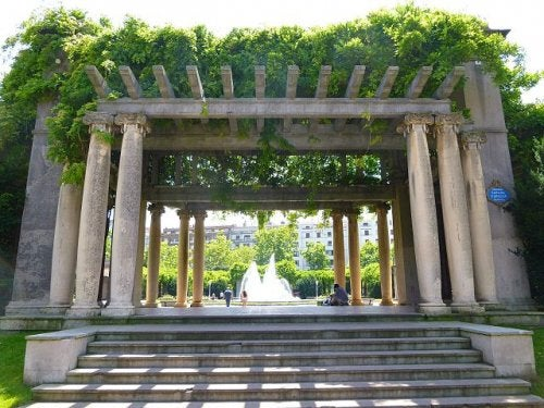 El Parque de Doña Casilda de Bilbao, uno de los más dinámicos de la ciudad