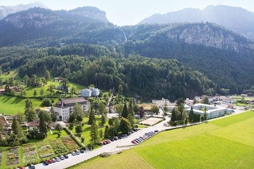 Meiringen, un delicioso lugar de Suiza