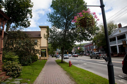 Relájate y disfruta en el hermoso pueblo de Stowe