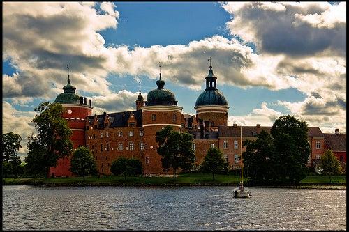 4 espectaculares castillos de Suecia. II Parte
