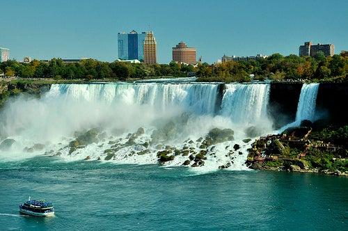 4 preciosas cataratas de Canadá
