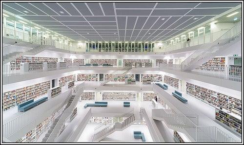 Algunas de las bibliotecas más espectaculares del planeta