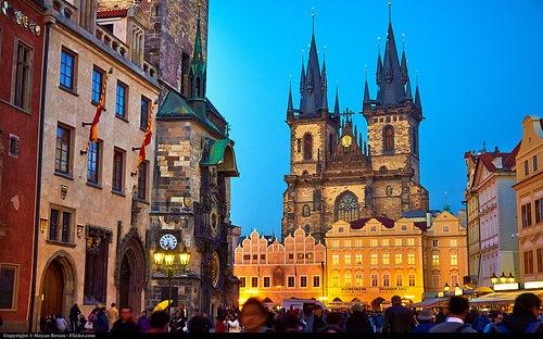 Algunas ciudades de la República Checa que te enamorarán