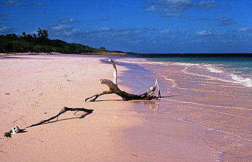Las playas de colores más espectaculares