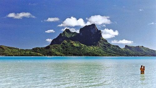 4 de las playas más románticas del mundo