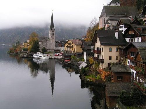 pueblos de austria