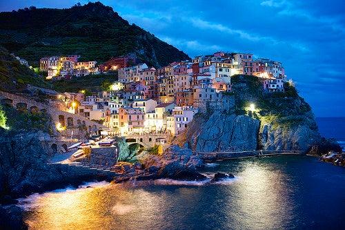 Un precioso paseo por la Riviera Italiana