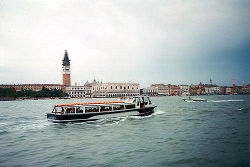 Vaporetto -Venecia-